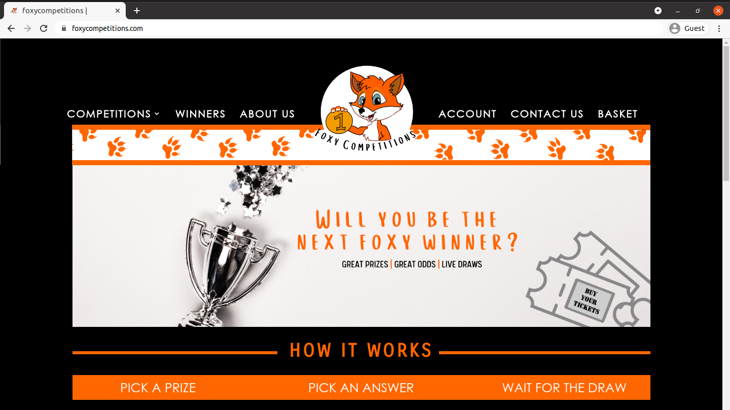Foxy Competitions