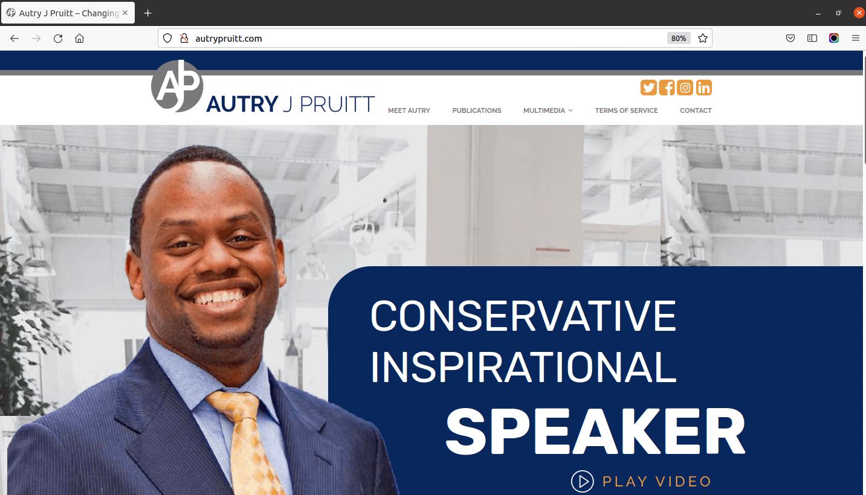 Autry J Pruitt