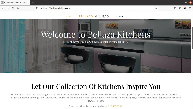 Bellazza Kitchens