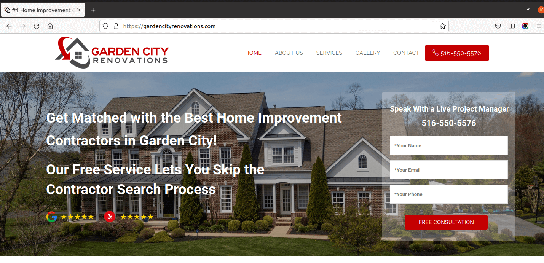 Garden City Renovations