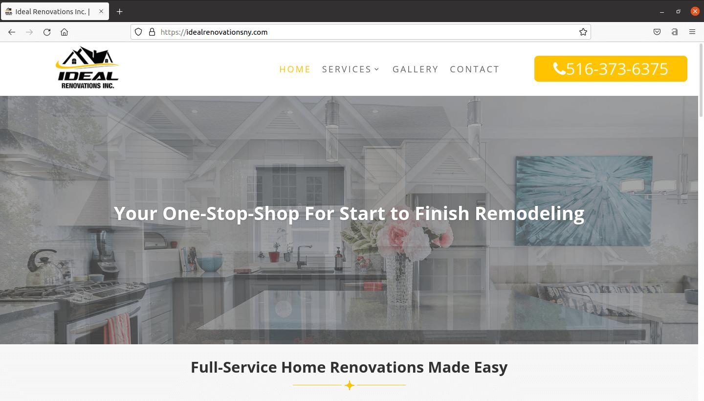 Ideal Renovations