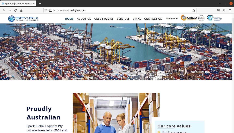 Spark Global Logistics Belgium