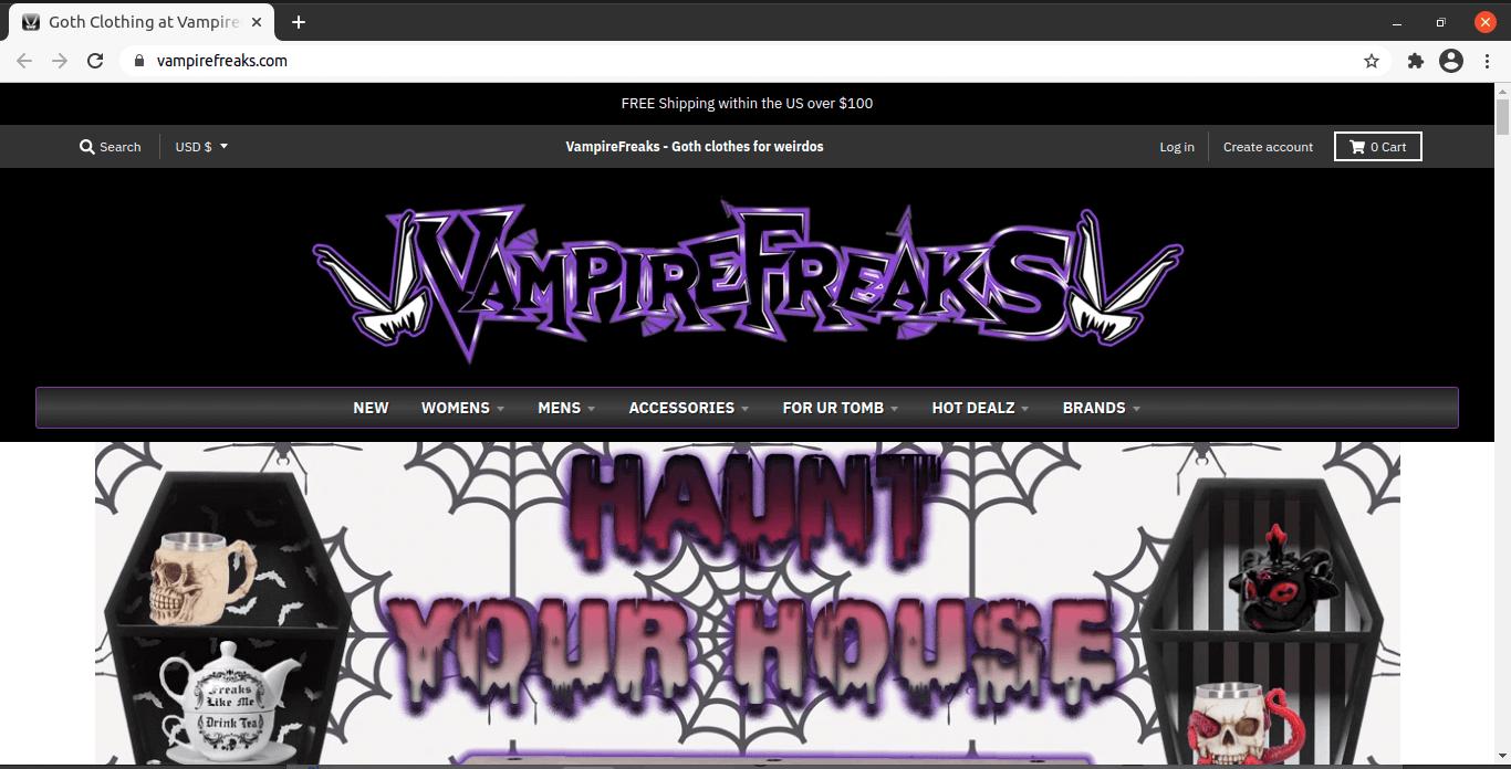 Vampire Freaks